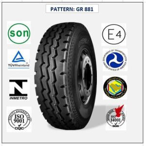 All Steel Radial Truck & Bus Tires with ECE Certificate 315/80r22.5 (GR662 GR678 GR679 GR881) pictures & photos