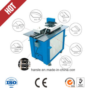 Harsle Brand Duct Forming Nip Machine, Lock Forming Machine pictures & photos