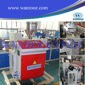 Mini Size Lab Testing Single Screw Extruder pictures & photos