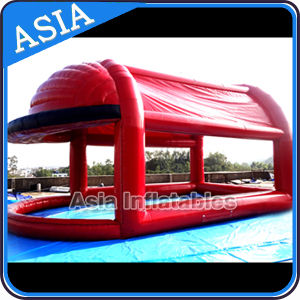 High Quality Inflatable Pool with Tent, Inflatable Swimming Pool Tent for Sale pictures & photos