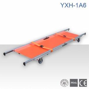 Aluminum Alloy Folding Stretcher Yxh-1A6 pictures & photos