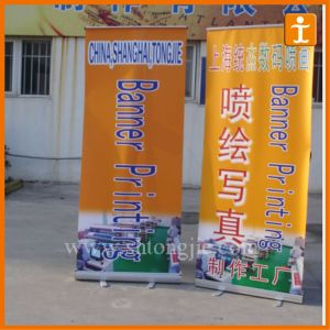 Best Quality Aluminum Hanging Roll up Banner (TJ-XZ (12)) pictures & photos