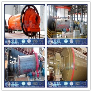 Dry Grinding Ball Mill in Mining (2200*6500)