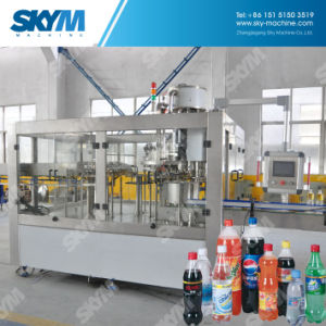 Soda Water Bottling Machine (DCGF18-18-6) pictures & photos