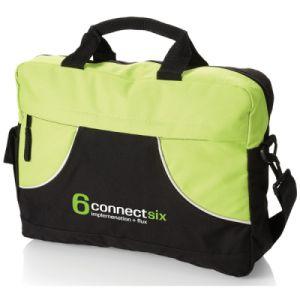 Custom Mens Computer Laptop Satchel Bag Briefcase pictures & photos
