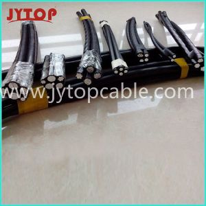 0.6/1kv Duplex Cable, ABC Cable for Overhead Transmission pictures & photos
