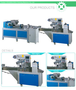 Automatic Plastic Packaging Machine (CB-100L) pictures & photos