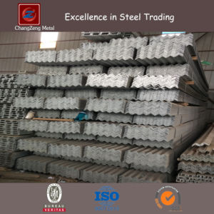 Angle Steel 100X100 Steel Galvanized Angle Iron (CZ-A58) pictures & photos
