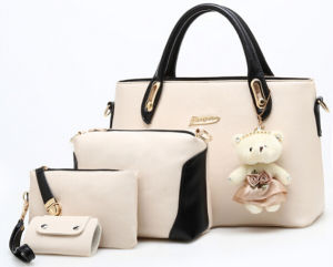 Classical 3PCS Set Bags Messenger Designer Handbag (XM048) pictures & photos