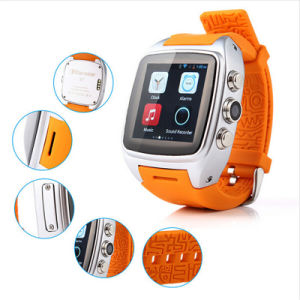 Wholesale Pedometer Camera 2g/3G X01 Smart Watch pictures & photos