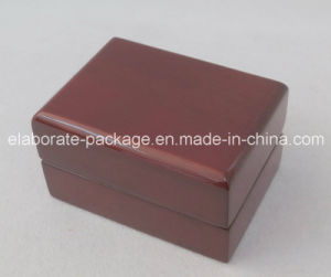 Wood Double Ring Slot Box pictures & photos