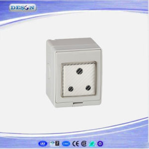 IP55 1 Gang Waterproof South Africa Wall Socket pictures & photos