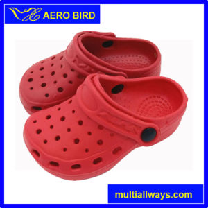 Cute Bright Color EVA Injection Slipper for Children (15J029) pictures & photos