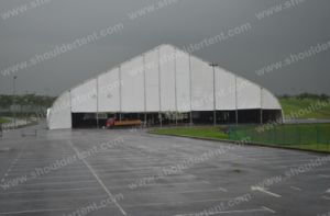 Large Outdoor Curve Tents for Event, Wedding, Exhibition, Party Tent pictures & photos