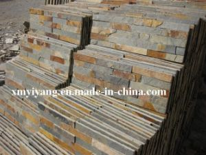 Rusty Slate Natural Stack Stone, Cultured Stone pictures & photos