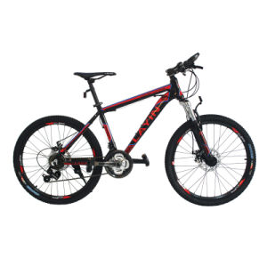 24 Inch 21 Speed Aluminum Alloy Mountain Bike for Kids pictures & photos