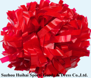 Red POM Poms pictures & photos