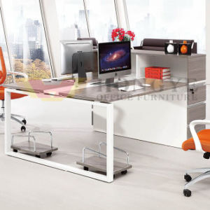 Best Compact Wooden Office Design Computer Table (HY-NNH-Z17) pictures & photos