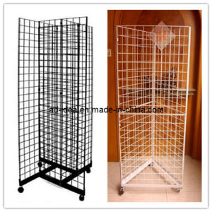 Wire Floor Rack /Wire Display Rack/ Wire Rack Shelvin pictures & photos