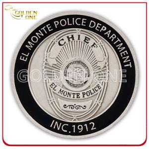 Soft Enamel Custom Antique Silver Souvenir Coin pictures & photos