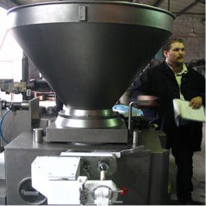 Sausage Making Machine Vacuum Sausage Stuffer pictures & photos