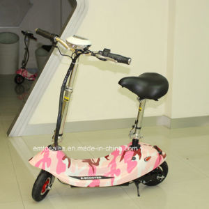 2 Wheel Children 250W 10ah Powered Electric Scooter Et-Es18 pictures & photos