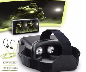 Classical Vr Box Suit 4--6inch Smartphone, Vr for iPhone 5 iPhone 6s iPhone 6s Plus with Good Quality pictures & photos