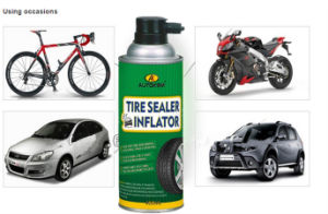 Autokem Tyre Sealer&Inflator, Tire Repair Spray pictures & photos