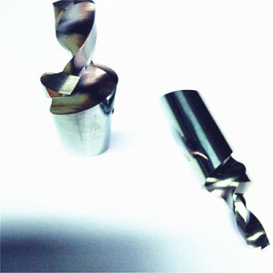 High Precision Tungsten Carbide Step Drill Bits for Metal pictures & photos