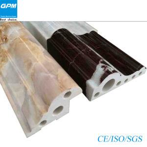 PVC Artificial Marble Interior Decoration Proflie Extrusion Line pictures & photos