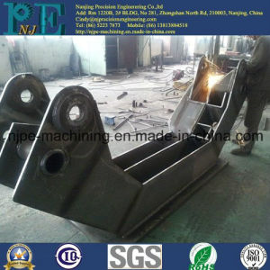 Custom Carbon Steel Sheet Metal Fabrication Welding Services pictures & photos