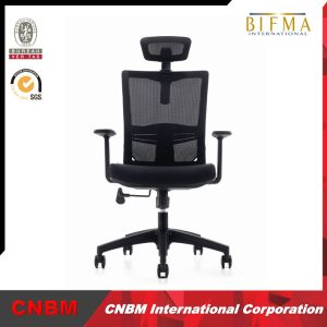 Modern Computer Mesh Office Chair with Headrest pictures & photos