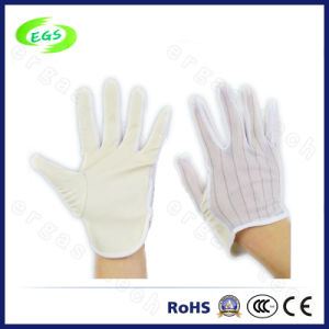 ESD Anti-Static PU Coated Gloves (EGS-24) pictures & photos