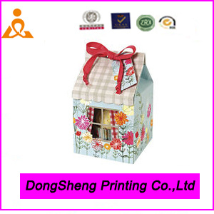 Top Sale Christmas Paper Gift Box Made in China