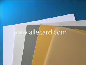 Color PVC Sheet/ Card Sheet/ Plastic Sheet pictures & photos