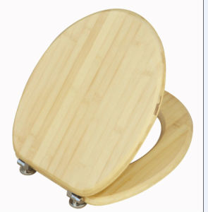 "18"" Bamboo Toilet Seat Popular and Hot pictures & photos"