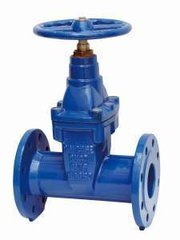 Flanged or Socket Resilient Seated Gate Valve pictures & photos