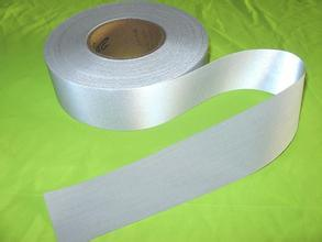 Hot Sale High Luster Reflective Warning Tape pictures & photos