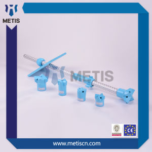 Metis Mining Roof Support Steel Self Drilling Hollow Anchor Bolts