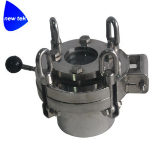 Stainless Steel Nonpressure Round Manhole EPDM Seals pictures & photos