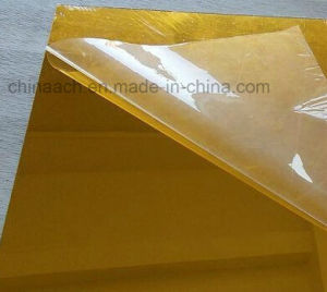 Gold Mirror Acrylic Sheet pictures & photos