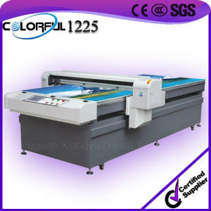 Leather Printing Machine (COLORFUL 1225) pictures & photos