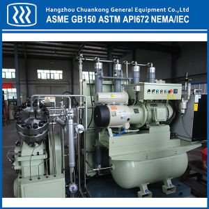 Oxygen Nitroge Argon Gas Slide Compressor pictures & photos