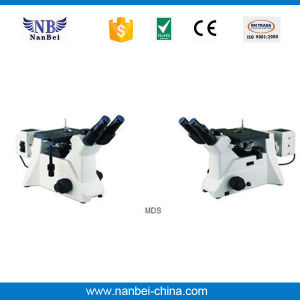 Mds Desktop Lab Metallurgical Microscope pictures & photos