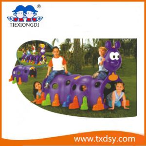 Kids Plastic Playset Tunnel Toys for Preschool (TXD16-PT007-2) pictures & photos