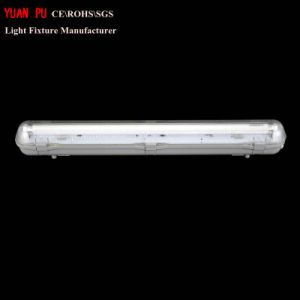 Popular Model IP65 Waterproof Lighting Fixture (T8-YP8118T) pictures & photos