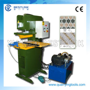 Bestlink Factory Hydraulic Stone Press Cutting Machine for Slabs pictures & photos