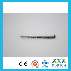 Ce ISO Approved Hospital Reusable Medical LED Penlight (MN5506-1) pictures & photos