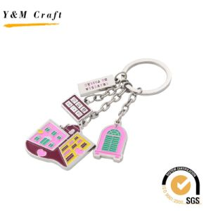 Elegant and Graceful Metal Keyring Wholesale pictures & photos