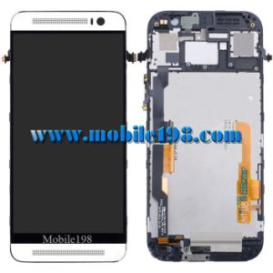 Silver Color LCD Display Screen for HTC One M8 Repair Parts pictures & photos